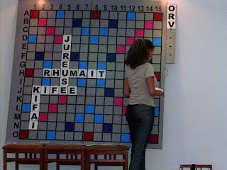 Festival International de Scrabble Francophone Roumanie Poiana Brasov 2004 - Partida 2 Individual