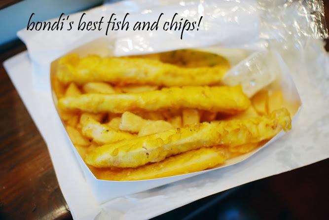 Bondi's Best Seafood Fish and Chips