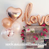 Balon Latex Metalik 12 Inchi Warna Rose Gold (NEW COLOUR)