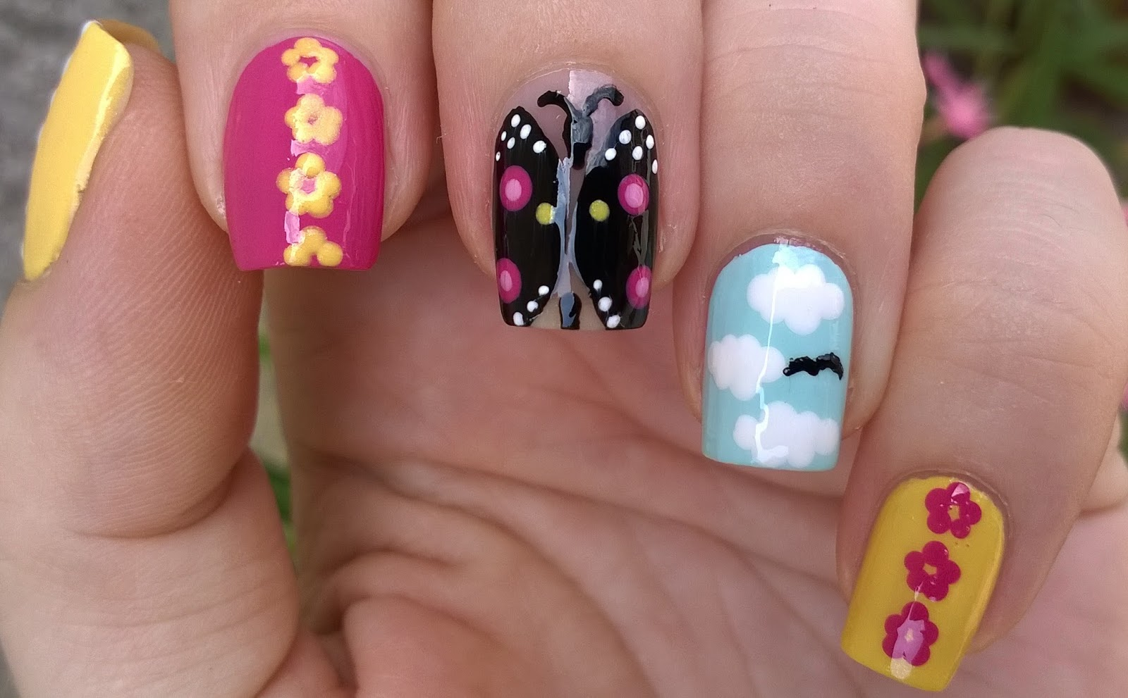 Nail Art Ideas With Toothpicks | Hession Hairdressing
