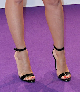 4 los pies de Kylie Minogue