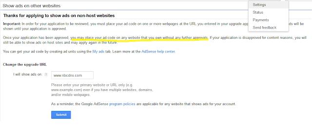Cara Membedakan Akun Google Adsense Hosted Dan Non Hosted