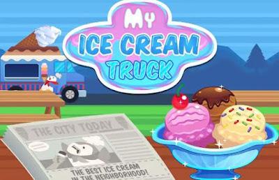Permainan memasak My Ice Cream Truck