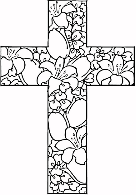 Here Is Roundup Of Religious Easter Coloring Pages Theyre Pletely  Free Just Print And Have Special Craft Time With Your Kids During Easter