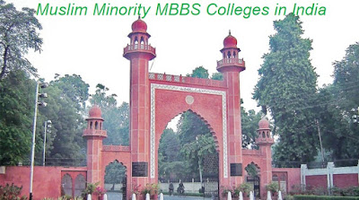 Muslim Minority MBBS Colleges in India