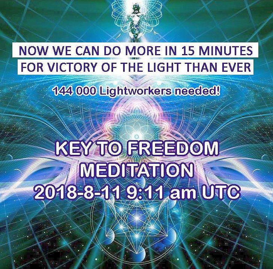 """КОБРА: Медитация """"Ключ к Свободе"""" во время солнечного затмения  11.08.2018 (12:11 Мск) More%2BThan%2BEver"""