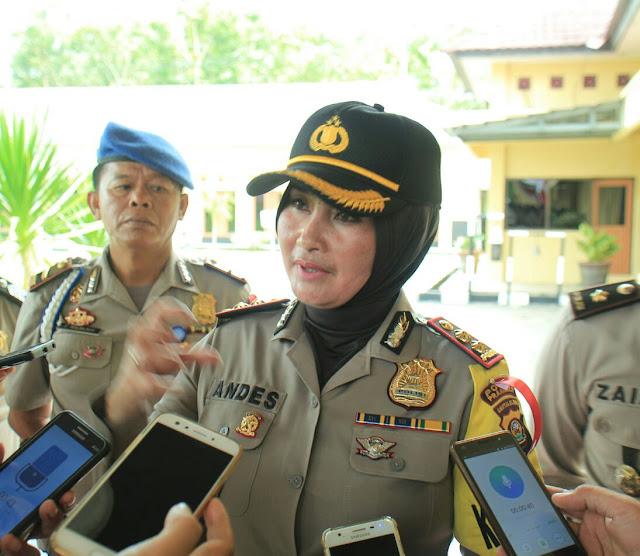 Kapolres Prabumulih: Kepada Personil Jangan Ada Unsur Keterlibatan Politik