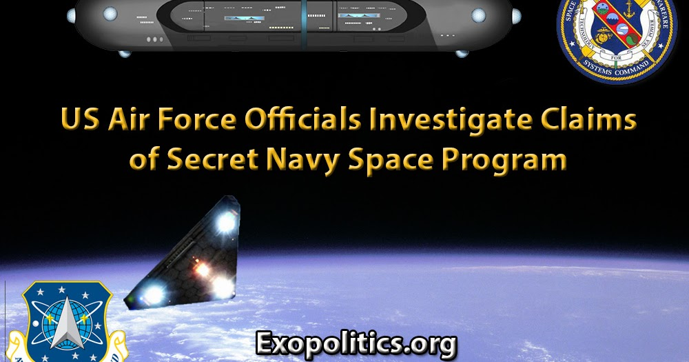 UFOs-Disclosure: US Air Force Officials Investigate Claims ...