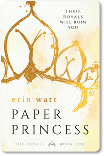Image result for Paper Princess Erin Watt