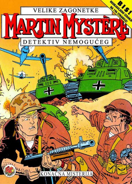 Konacna misterija - Marti Misterija