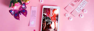 Book Review : A Distance Between Us