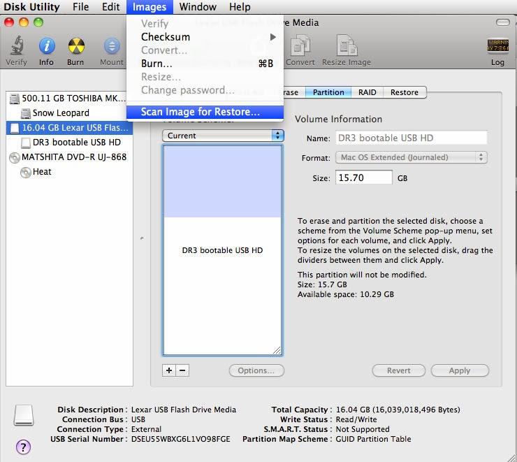 Optimize Mac   Improve Mac Performance : Creating Mac