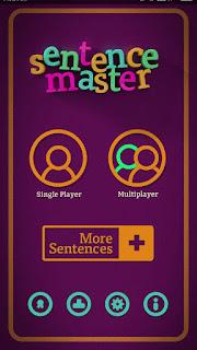 Mengasah Kemampuan Menyusun Kalimat Bahasa Inggris Di Game Sentence Master
