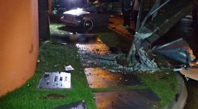 VÍDEO: Adolescente pega carro escondido e acaba morrendo em grave acidente no Paraná