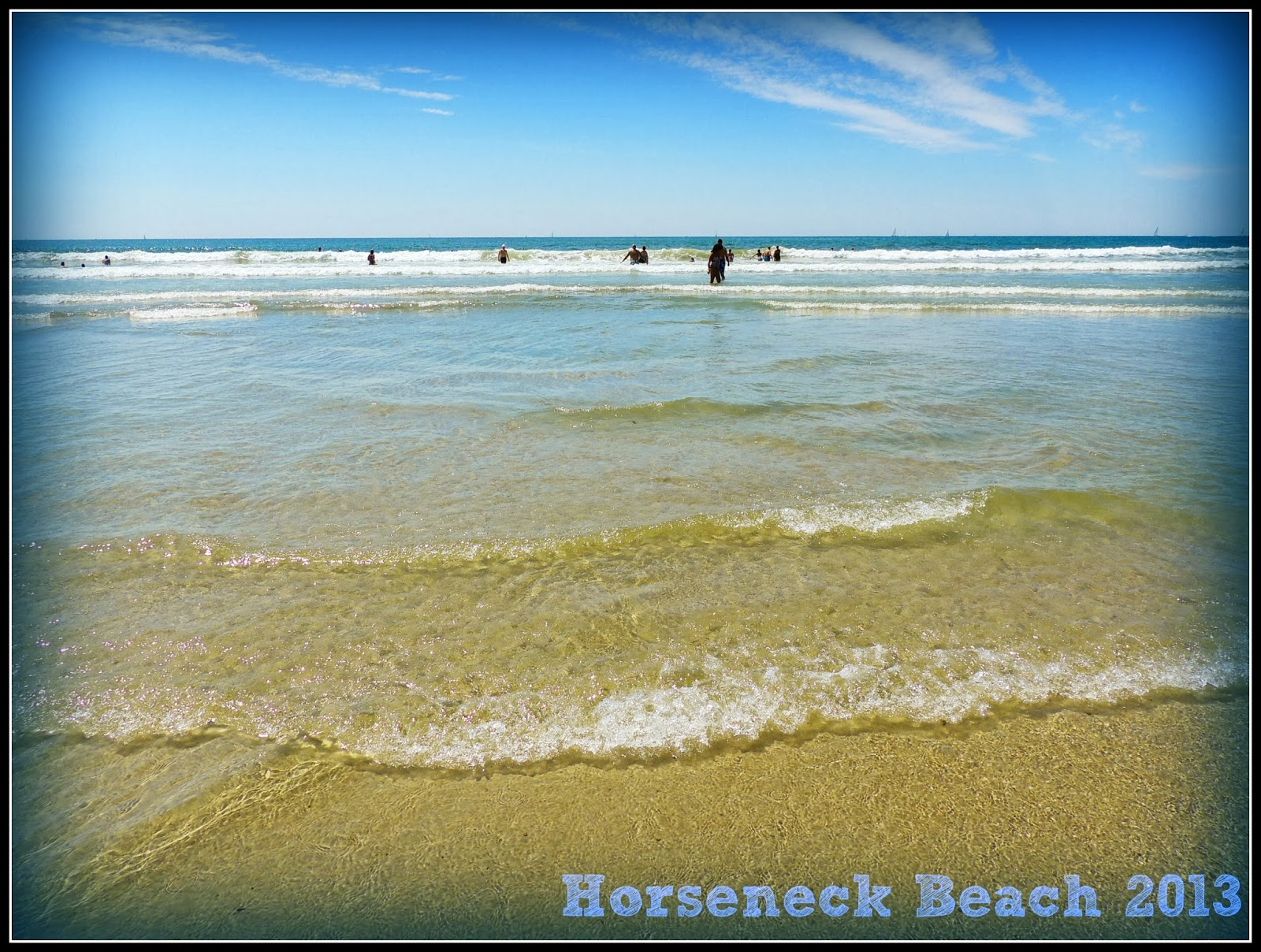 Horseneck Beach, Playas de Massachusetts