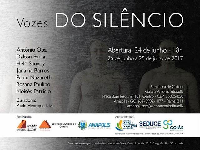 """""""Vozes do Silêncio"""" em Anápolis"""