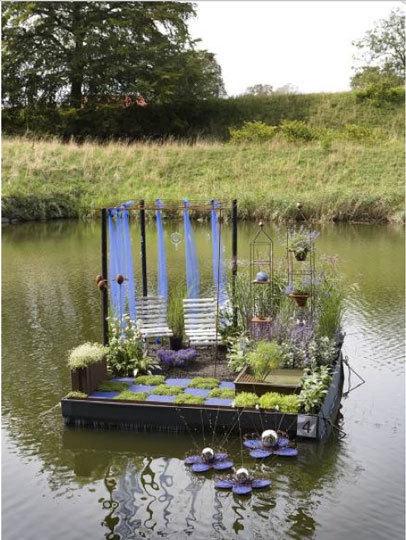 SHIFTboston blog Blog Archive  Floating Gardens