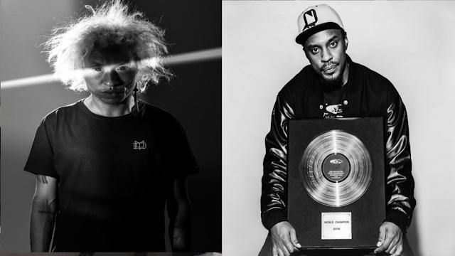 DJ Erick Jay e Yannick aka Afro Samurai no PROGRAMA OLHAR TVT na Rede TVT