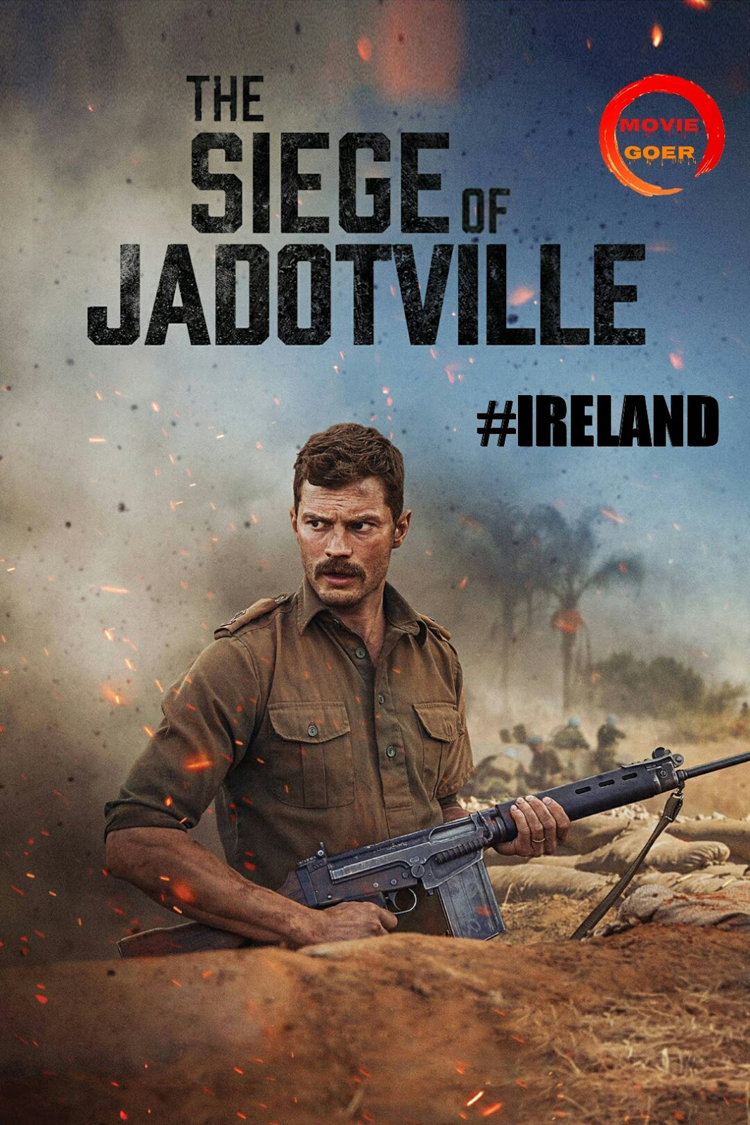 the siege at jadotville Find great deals on ebay for the siege of jadotville shop with confidence.