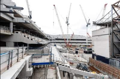 Spurs New stadium articles, links, videos