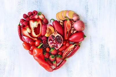 Bổ sung collagen từ thực phẩm từ các loại thực phẩm màu đỏ