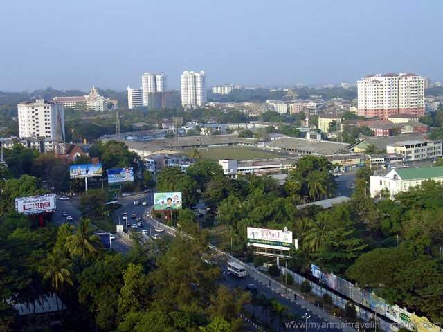 Yangon, Maior cidade de Myanmar