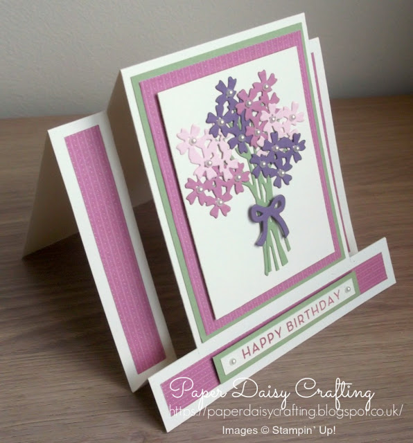 Bouquet bunch from Stampin' Up!