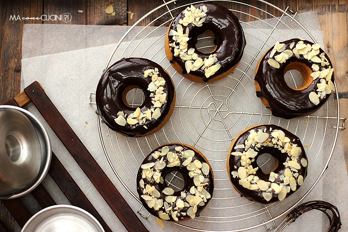 maple glazed donuts per re-cake
