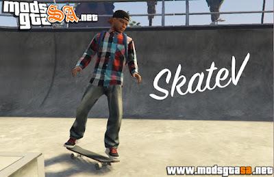 Mod Andar de Skate