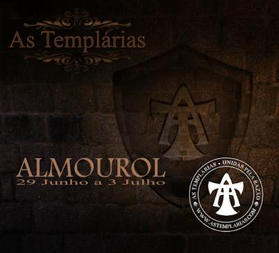 As Templárias em Almourol