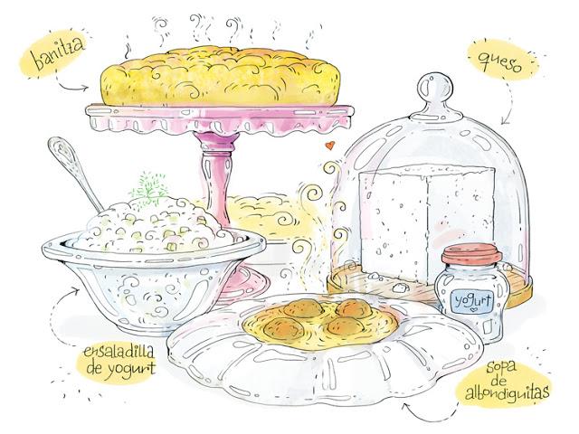 En El Pais De La Piruleta...: Sorteo En Cartoon Cooking