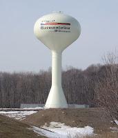 Germantown, WI Water Tower
