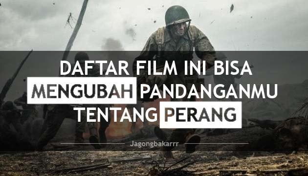 daftar film tentang perang