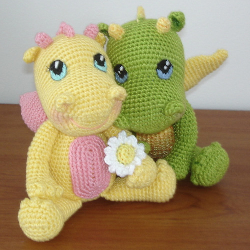 BB Dragon - Free Pattern