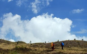 Puncak Gunung Prau Dieng
