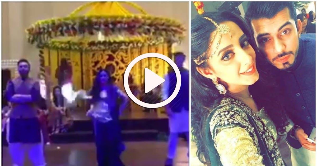 Sanam Chaudhry Dance Video Her Best Friend Wahaj Ali Mehndi