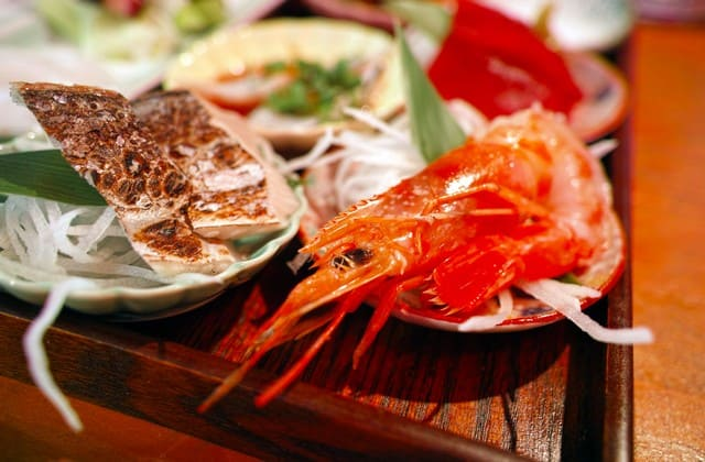 Seafood rumahan