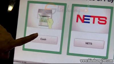 cách nạp tiền vào Thẻ Ez-link