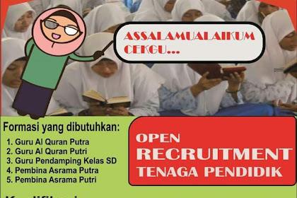 Al Fityan School Aceh - Rekrutmen Tenaga Pendidik Mei 2016