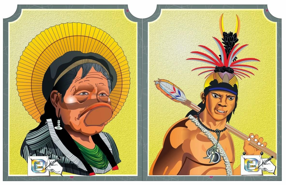 Arterocha Indios Brasileiros
