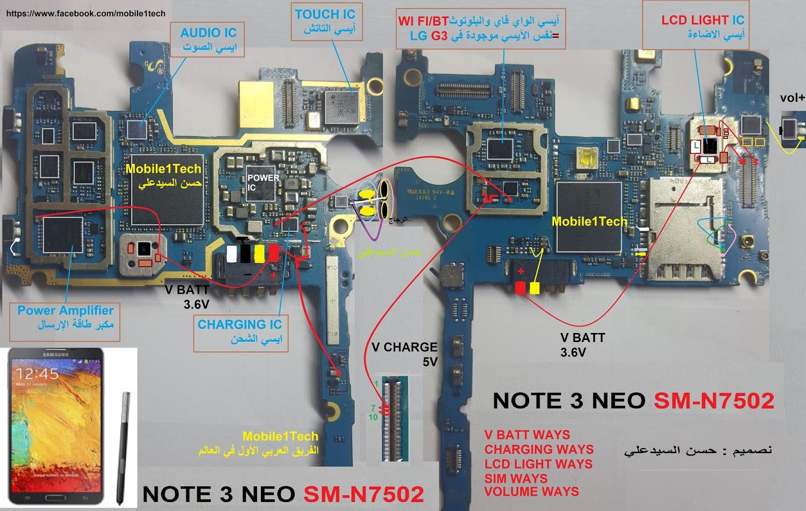 medium resolution of  3 note 3 neo