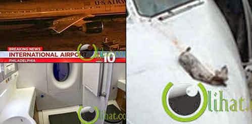 5 Pendaratan Darurat Pesawat karena Hal-hal Aneh