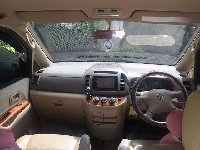 Nissan Serena CT tahun 2008