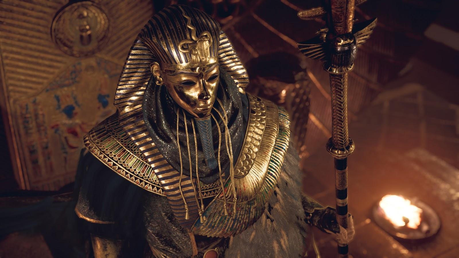 Assassin's Creed Origins The Curse Of The Pharaohs PC ESPAÑOL + Crackfix (CODEX) + REPACK 11 DVD5 (JPW) 4