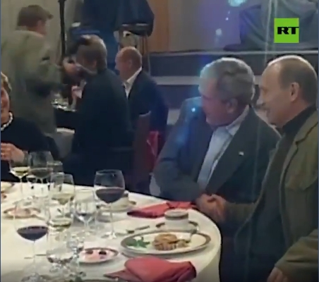 Putin el ''anti-illuminati''