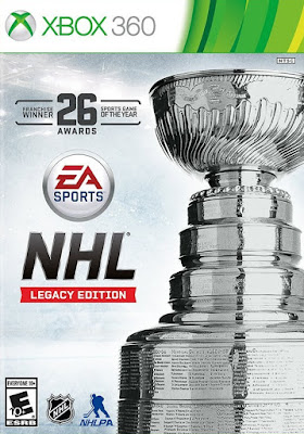 NHL Legacy Edition XBOX360 free download full version