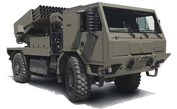 РСЗВ BM-21MT