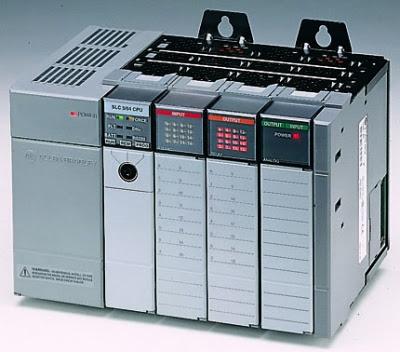 INDUSTRIAL AUTOMATION .PLC .SCADA. DCS: Different type of Allen bradley PLC