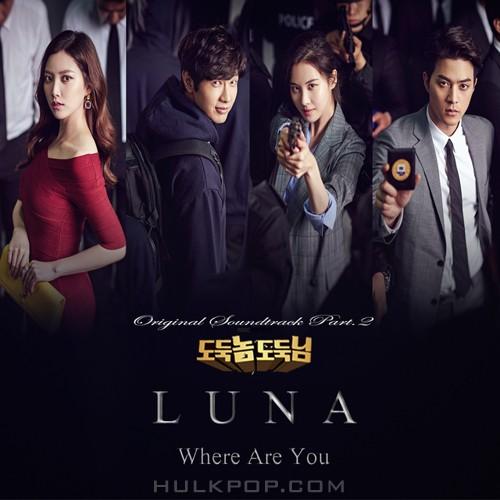 LUNA – Bad Thief, Good Thief OST Part.2