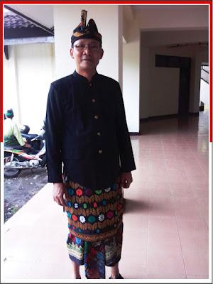 Gambar Pakaian adat sasak lombok NTB